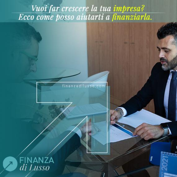 Finanzia la tua impresa